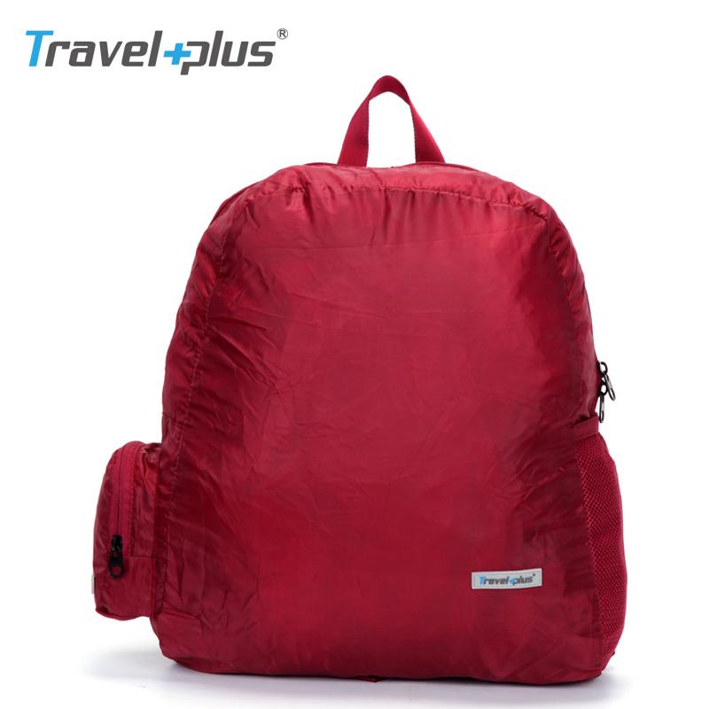 Travel Plus旅行家双肩包原创轻便收纳携带户外旅行包TP7503