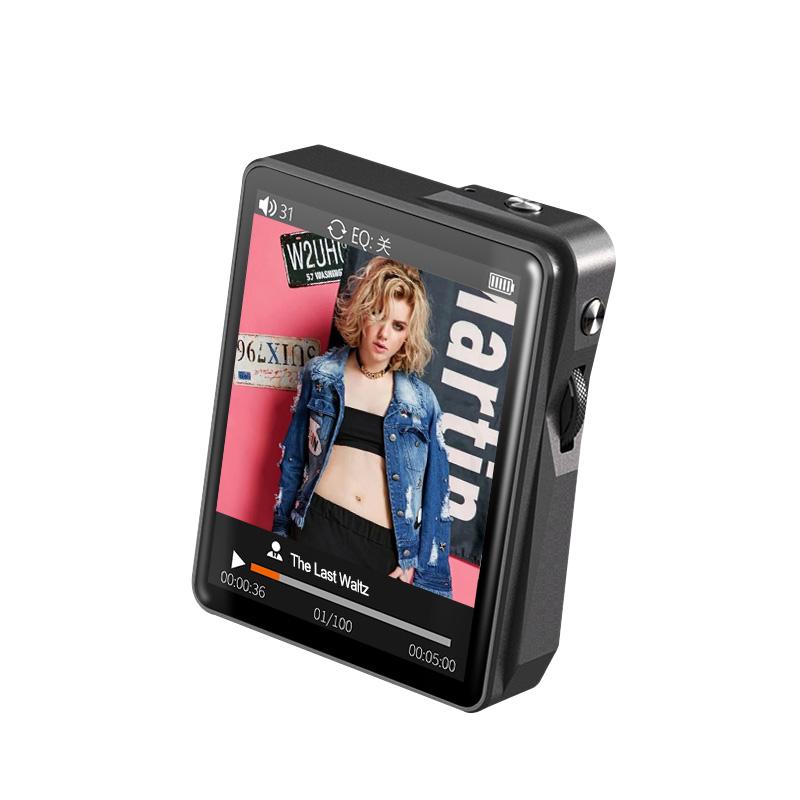 纽曼G7 无损hifi发烧mp3音乐播放器有屏迷你学生随身听DSD硬解插卡运动便携专业车载跑步母带级显示歌词金属