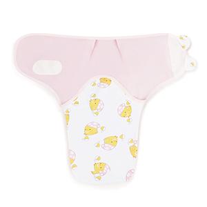襁褓巾防惊跳新生儿抱被婴儿包被纯棉加厚初生宝宝包巾秋冬季裹布