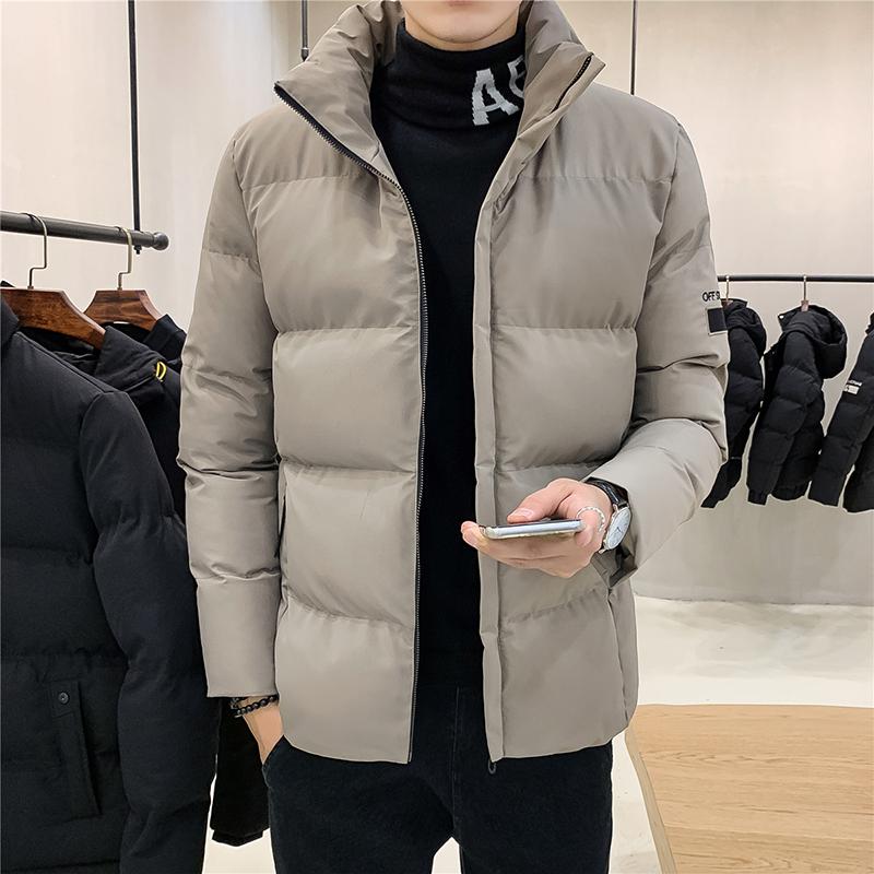 菲雷公羊棉衣男士冬季外套2019新款韩版棉服潮流加厚冬天男装