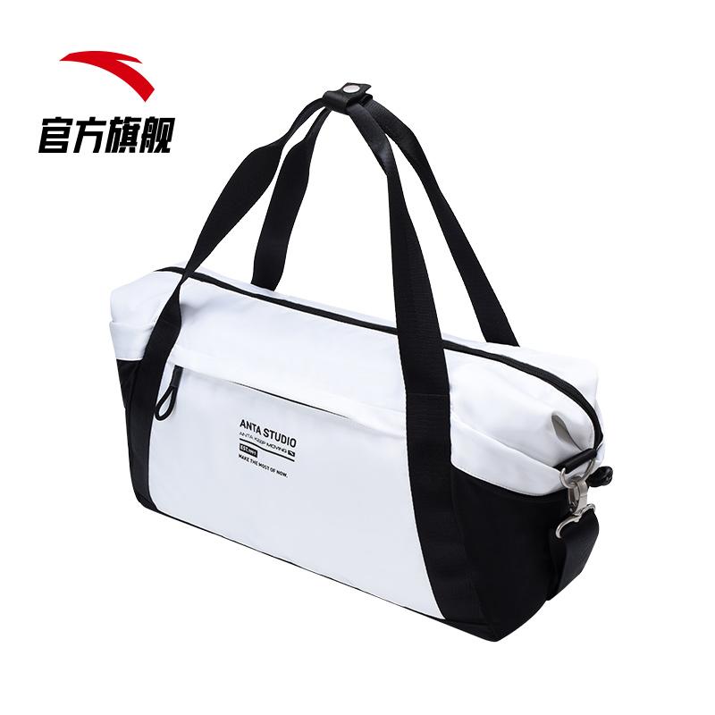 安踏男女通用2019新款手提包健身包运动包训练包行李包背包旅行包