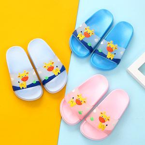 儿童拖鞋夏 女童卡通居家室内凉拖鞋男童防滑软底宝宝拖鞋中小童