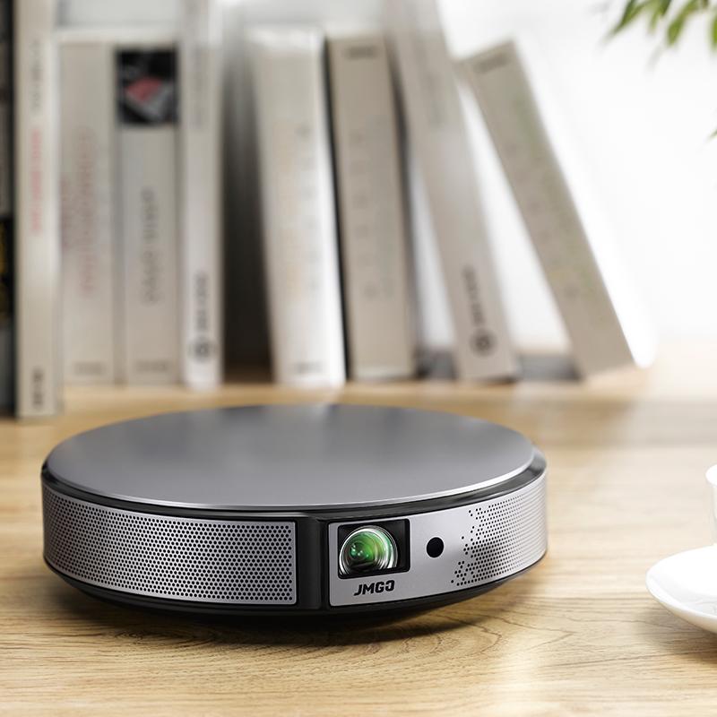坚果C6家用投影仪可连手机 投影仪家用小型wifi无线家庭影院 投影机高清支持1080p 智能便携式微型投影仪