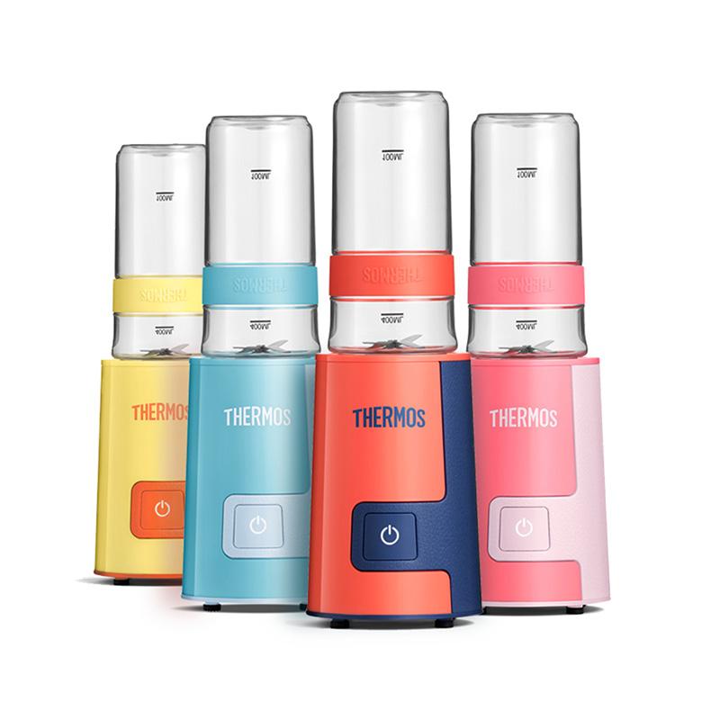 THERMOS-膳魔师 EHA-2241A果汁机多功能料理机家用小型辅食搅拌机