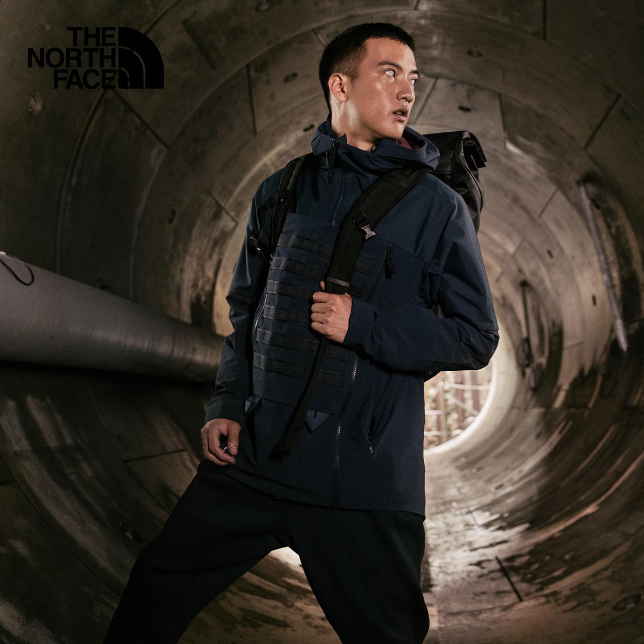 TheNorthFaceUE北面冲锋衣男潮牌北面外套男户外冬季新品|3RMU