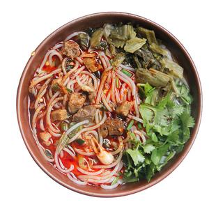 贵州特产名优小吃手工粉遵义牛肉粉方便速食粉丝280g买二送一包邮
