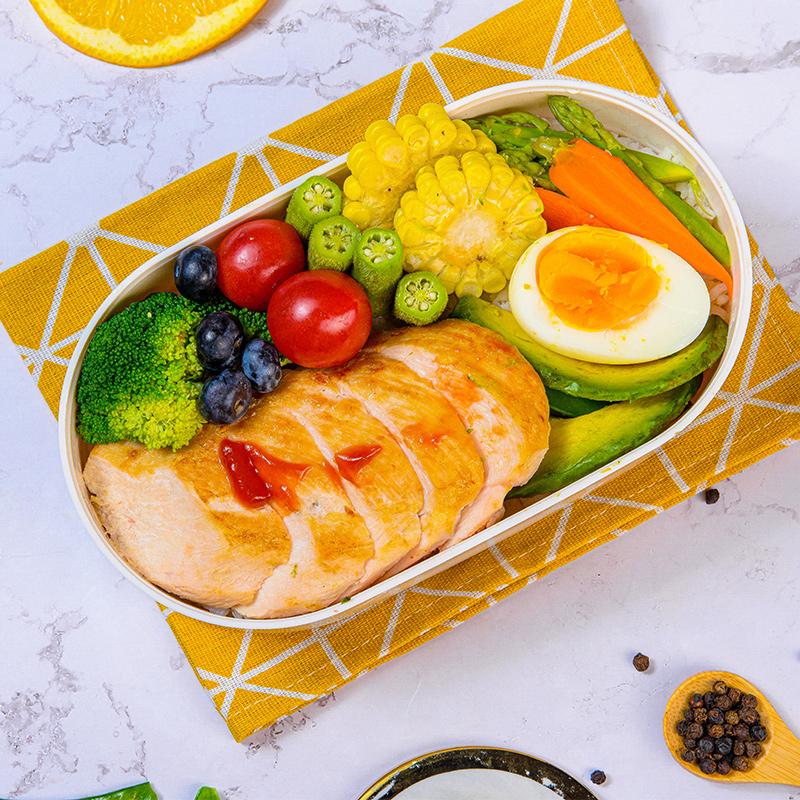 【纯肉700g】范小哥鸡胸肉健身代餐即食零食低脂卡轻食鸡肉食品