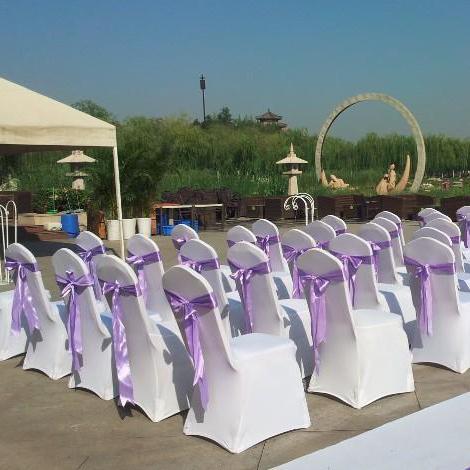 Чехол для стула Свадебный отель классический Банкетный конференция стул стрейч чехол белый красный цельный, изготовленный из толстого цельного свадебный отель домой