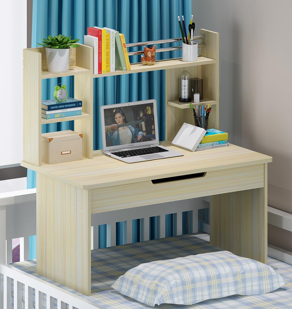大学生宿舍床上电脑桌书桌卧室懒人桌笔记本电脑桌床上用台式桌