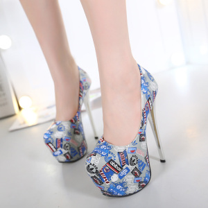 star with a runway high heeled shoes high-heeled shoes size 34-40