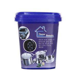 不锈钢清洁膏家用厨房油污洗锅底黑垢去除除锈清洗剂强力去污