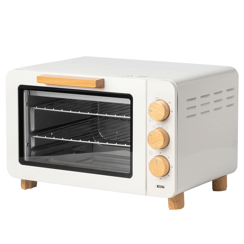 Xiaoyu Youth Small Oven home baking multifunctional mini retro small electric oven 15 liters Fully automatic