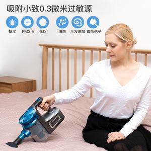岚豹LAMBOT无线吸尘器 家用手持吸尘器 挂式充电 6款刷头
