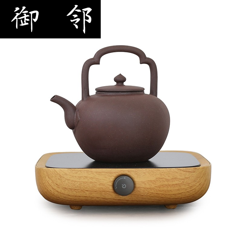 Cy purple clay ceramic POTS pure manual violet arenaceous electric TaoLu kettle boil kettle curing pot of girder by wu charcoal stove on hold