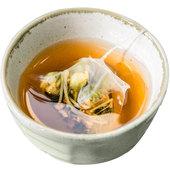 菊花茶金银花茶蒲公英茶组合茶