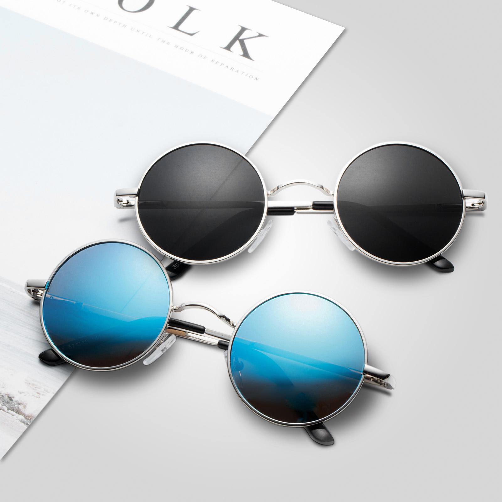 两用墨镜新款眼镜男士偏光太阳镜男潮钓鱼开车司机蛤蟆镜眼睛墨镜