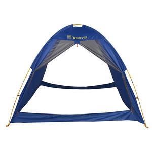 探路者户外帐篷 2017新款公园沙滩装备四人单层休闲帐ZEDF80727