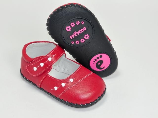 Детские ботинки с нескользящей подошвой Freycoo 1028