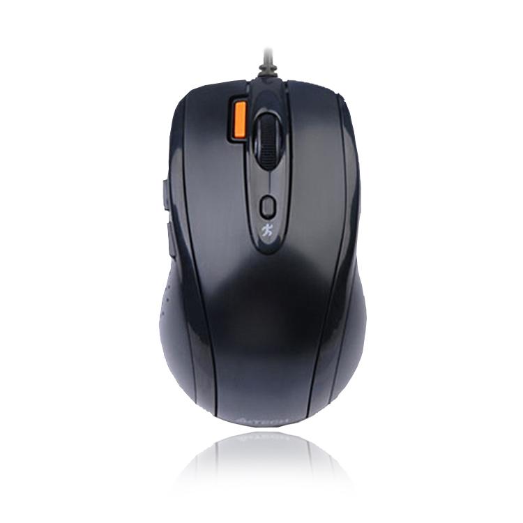 双飞燕N-70FX 有线鼠标USB鼠标台式电脑笔记本小鼠标游戏办公家用