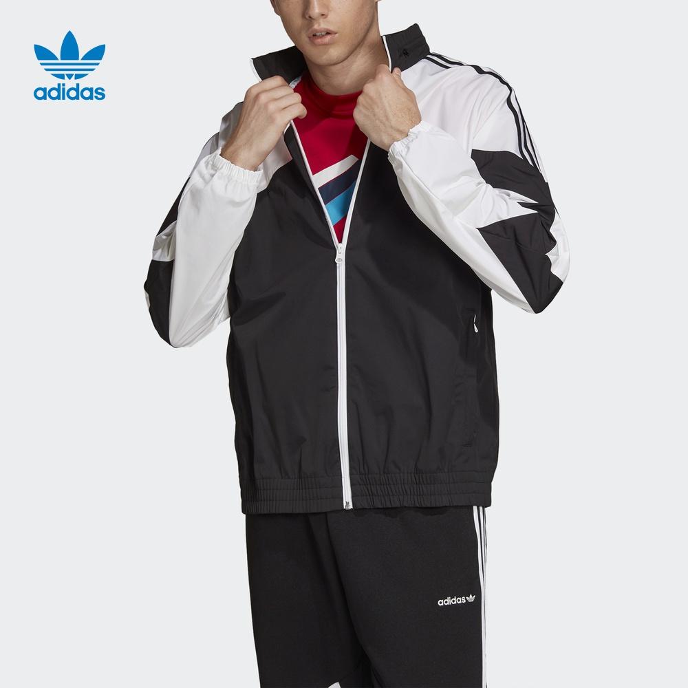 阿迪达斯官方adidas 三叶草 Palmeston WB 男子 防风衣 DJ3450