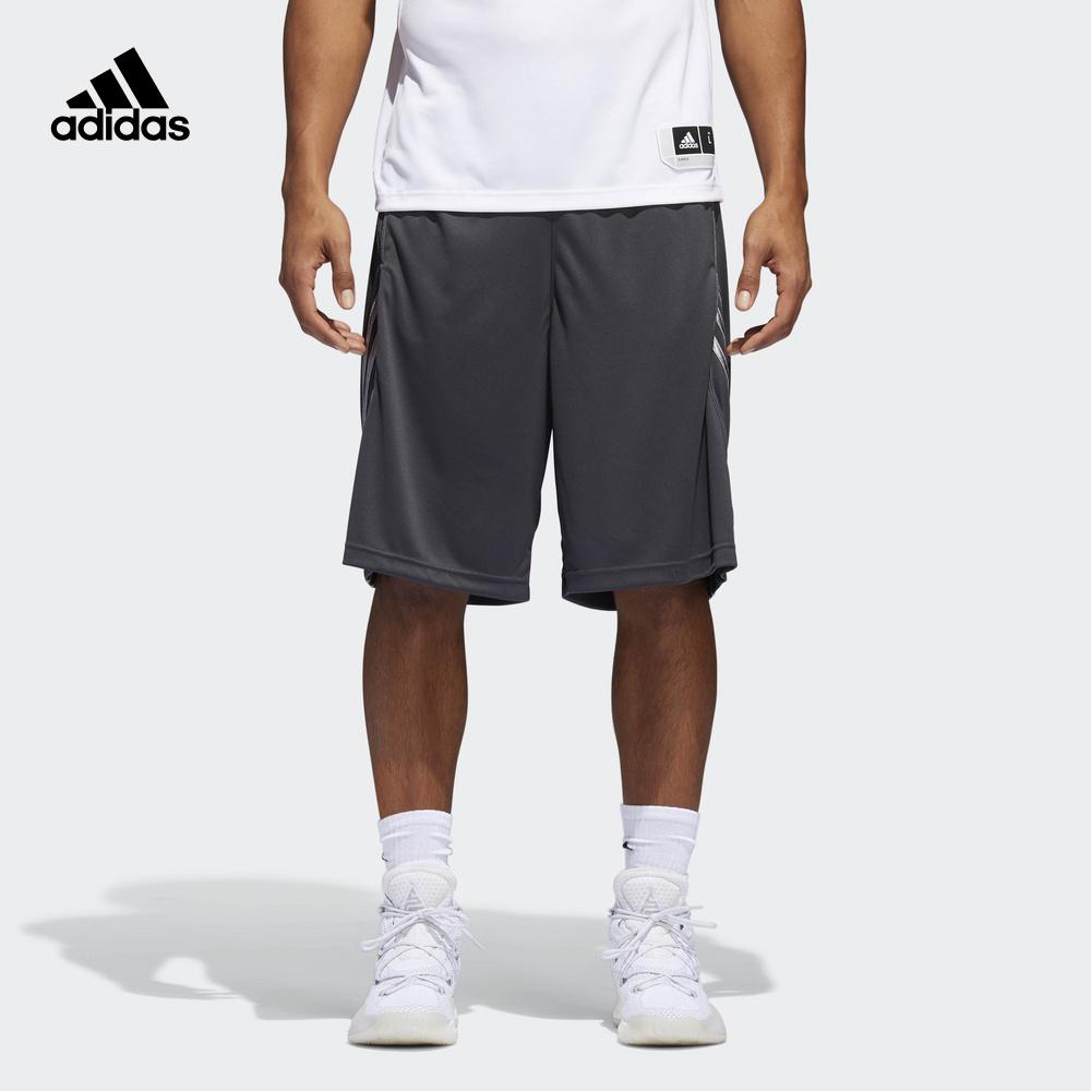 阿迪达斯官方adidas 男子 篮球 篮球短裤 AI9806