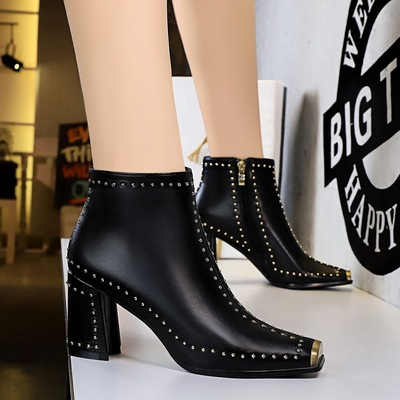 6863 in Europe and the wind restoring ancient ways is thick with high with sexy club rock female knight boots metal squa