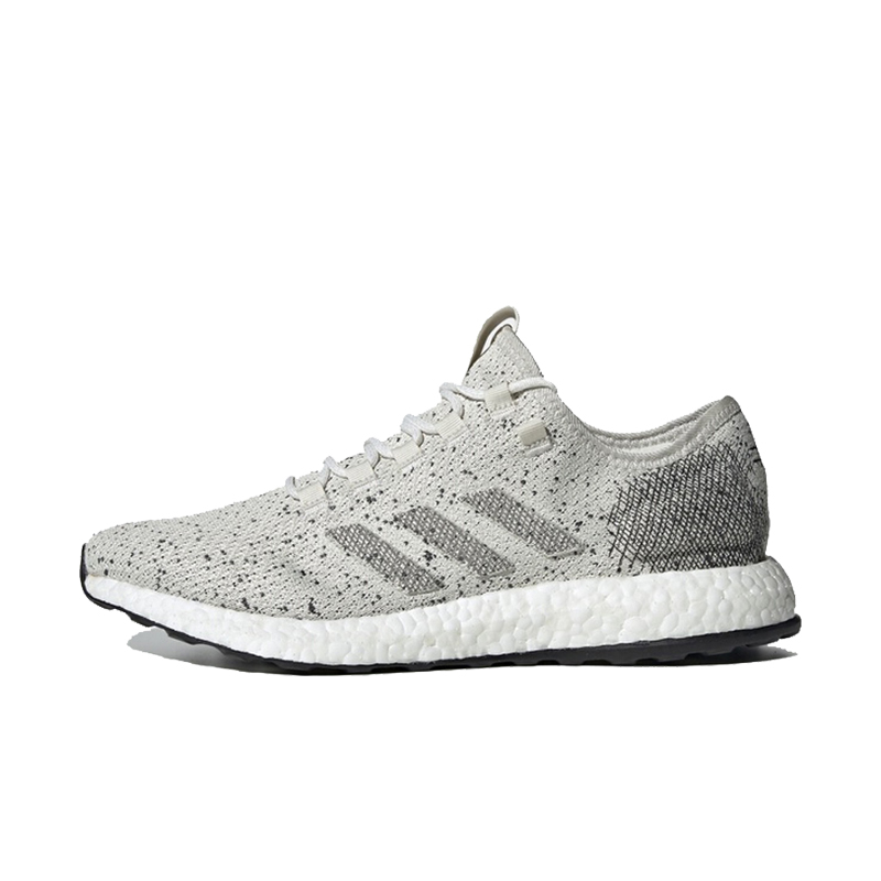 b398cab4f7f4f Adidas running shoes Pure Boost men s shoes cushioning breathable 2019 men s  sports shoes AH2323