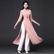 Платье Ципао Flat seal a1624/1