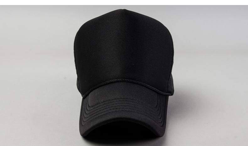 网帽货车帽子可DIY涂鸦特价包邮