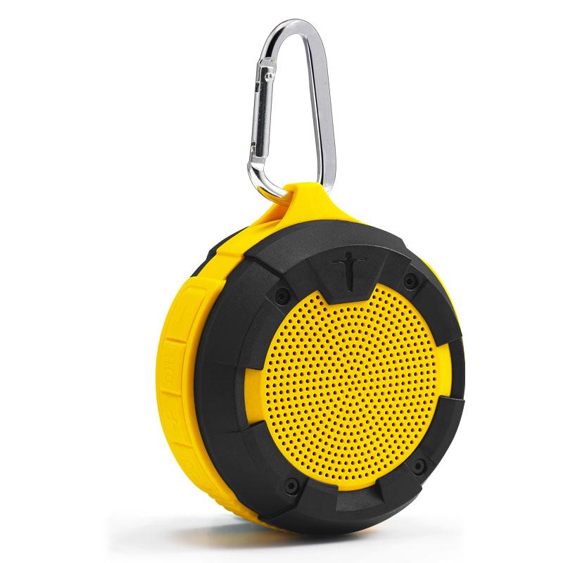 AbramTek-艾特铭客 大黄蜂M1户外蓝牙音箱便携迷你插卡音响低音炮