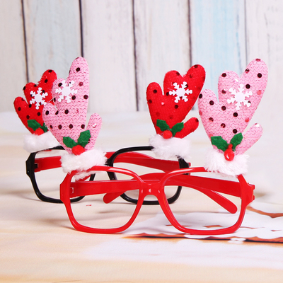 Christmas Costumes Christmas Glasses 165799