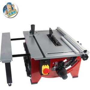 安捷顺多功能台锯小型8寸木工台锯 锯板机木工开料机切割机电锯