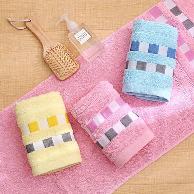 毛巾纯棉洗脸面巾家用成人儿童情侣速干发强吸水加厚柔软不掉毛