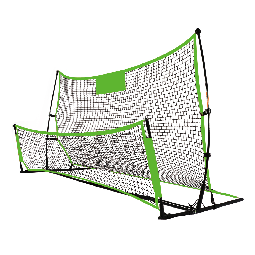 SKLZ fast assembly double-sided football rebound network rebound net back to the network portable training football network