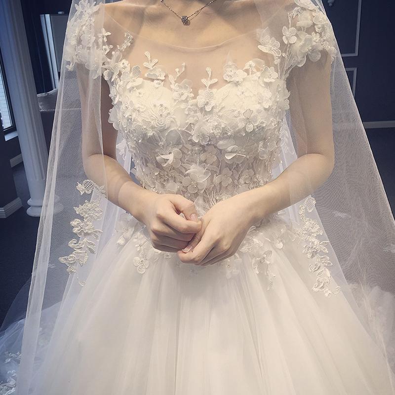 Свадебное платье hs1909 2018