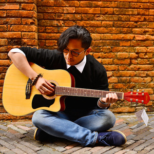 正品红棉吉他 38寸41寸民谣吉他 初学新手木吉他 电箱吉它 送配件