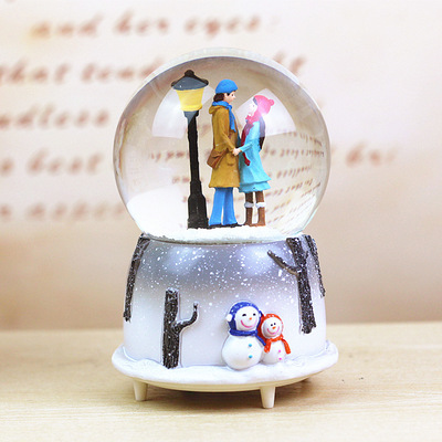 Christmas Gift Small Aminal Couple Cartoon Gift Box 625361