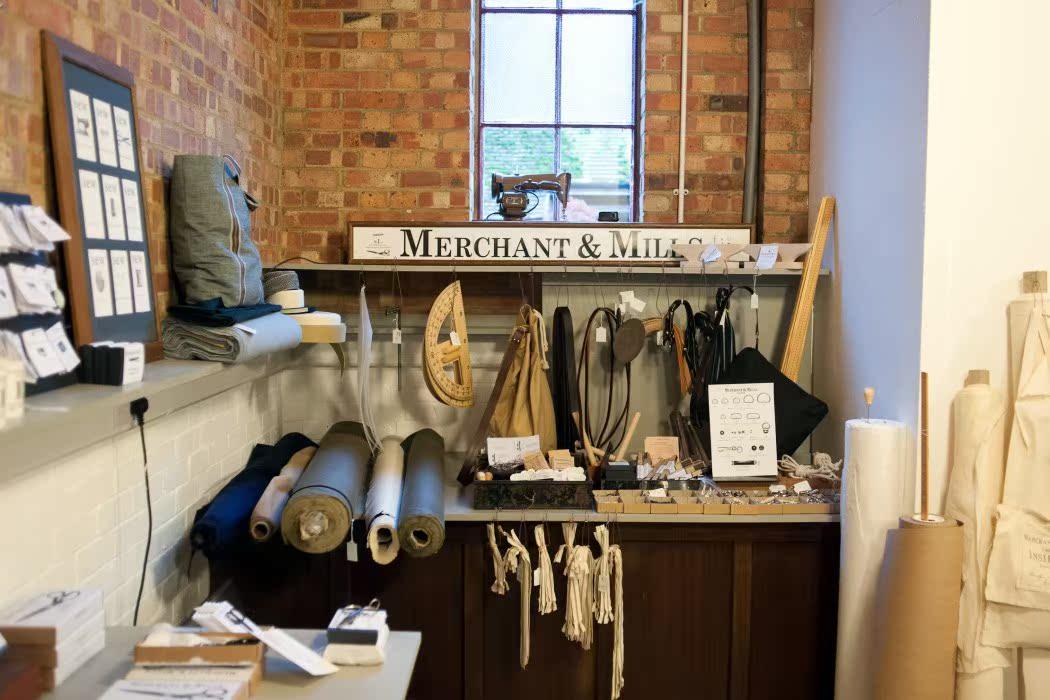 英国现货 皇家品牌merchant-mills 一米手动折叠量木尺直尺测量尺