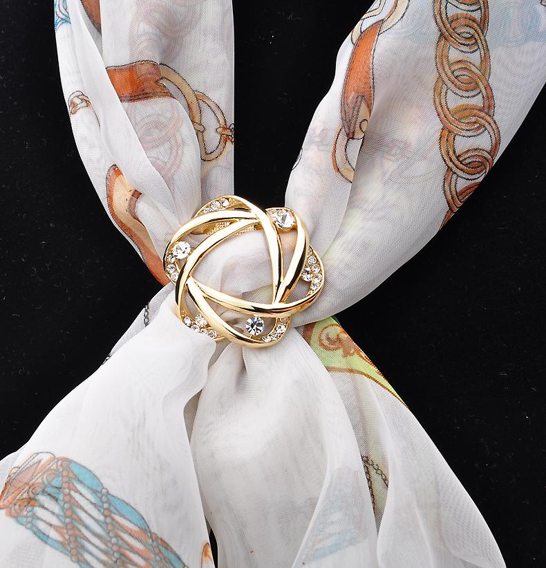 Зажимы для шарфов и платков своими руками 175