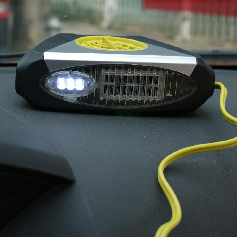 车用加热器取暖器冷暖风车载暖风机12v汽车电暖风除霜化雪除雾器