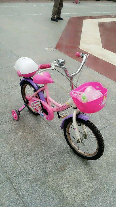 好孩子16寸儿童自行车 - 闲鱼.淘宝二手