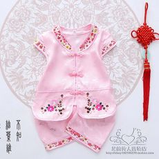 Chinese traditional outfit for children Новый
