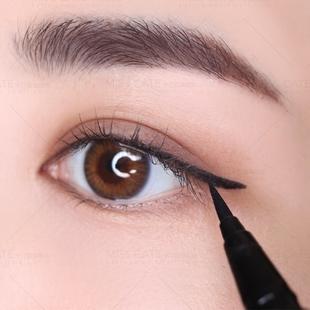 眼线笔女不晕染防水防汗硬头不脱色持久初学者速干极细网红眼线笔