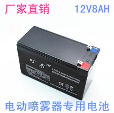 Аккумулятор фиксированный Ding Dong 12 12V8AH