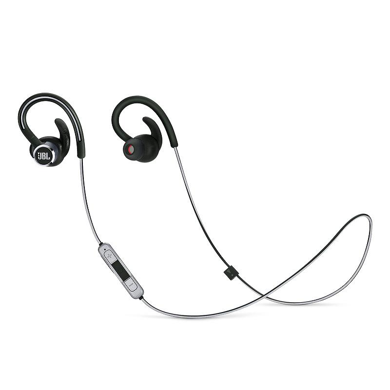 JBL Reflect Contour2耳挂式无线蓝牙运动耳机跑步健身入耳塞式
