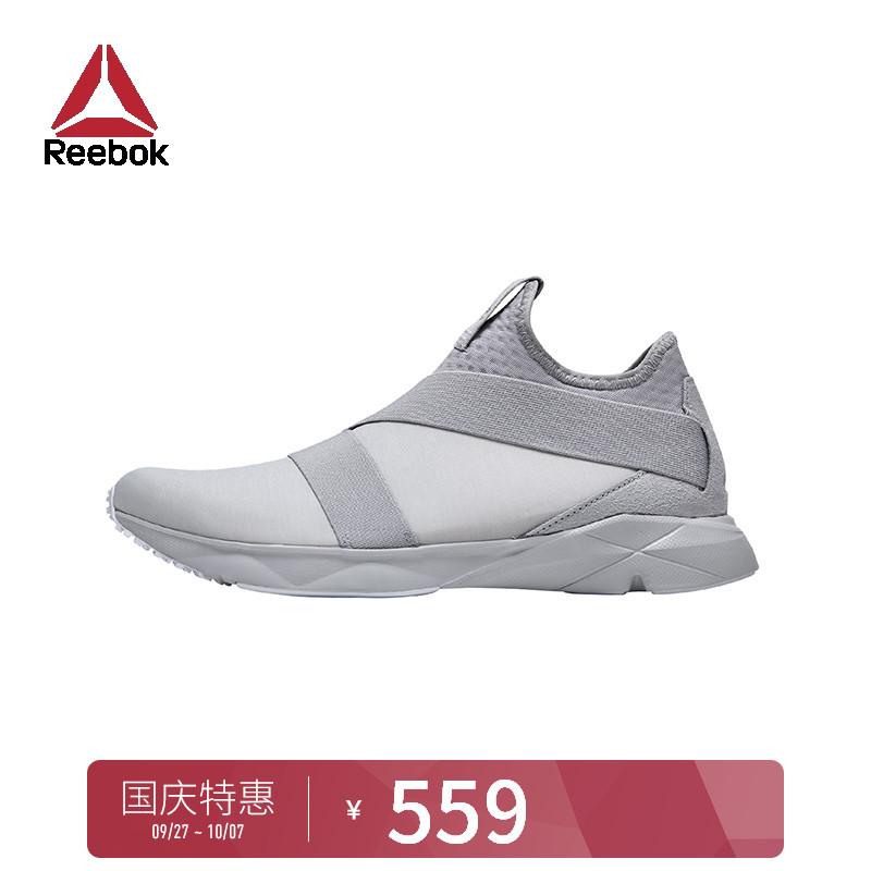 Reebok 锐步 SUPREME STRAP男女款跑步鞋运动鞋轻便 EGG70