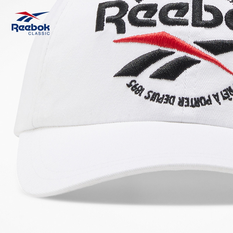 Reebok锐步运动经典 CL Graphics Cap RTW 男女休闲帽 FXN21