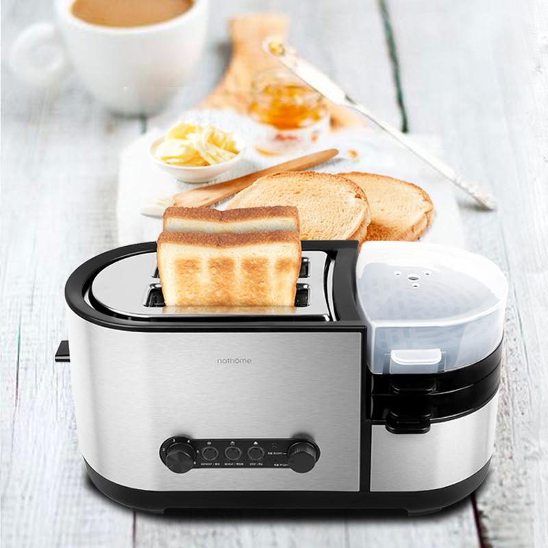 北欧欧慕 NDS12 烤面包机家用