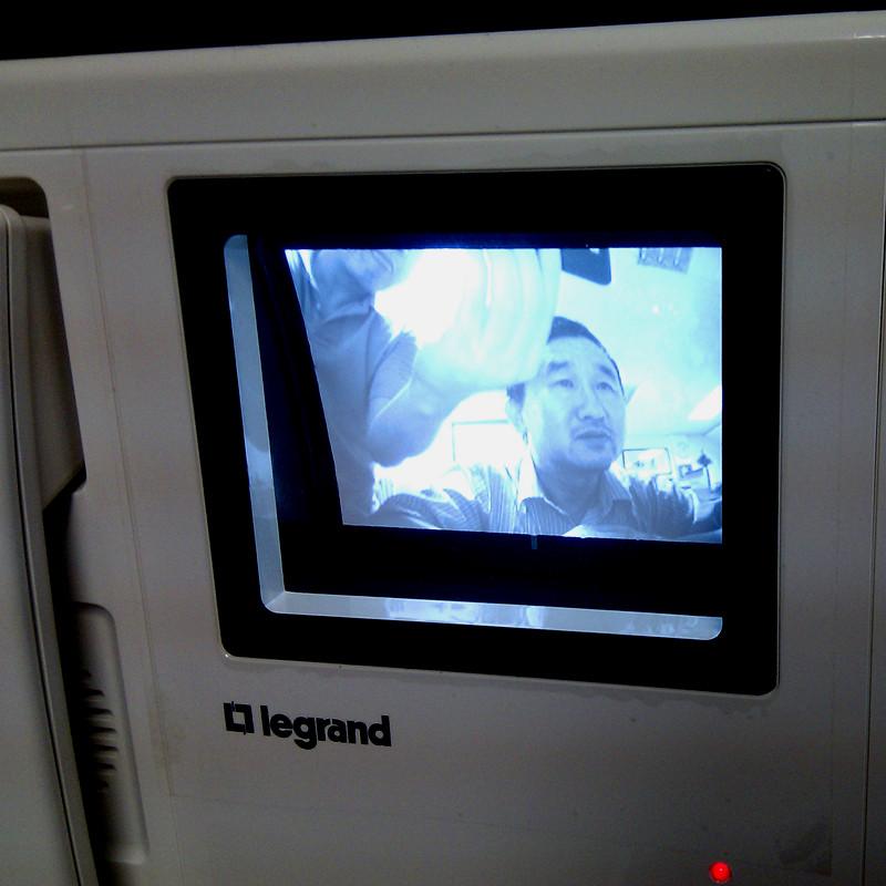 Выключатель дверного звонка Legrand