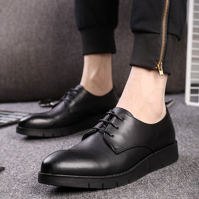Men Fashion Leather Shoes Man Business Formal Shoes 691346